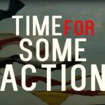 スペインからローカルビデオ「Time For Some Action」アップ!