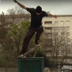 PIZZASkateboardsからパリツアークリップ「The 5ifth Floor」がアップ!