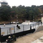 姫路市立スケートパークに行ってきた