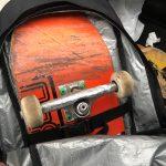 Stomp製 スケートボードバッグのレビュー